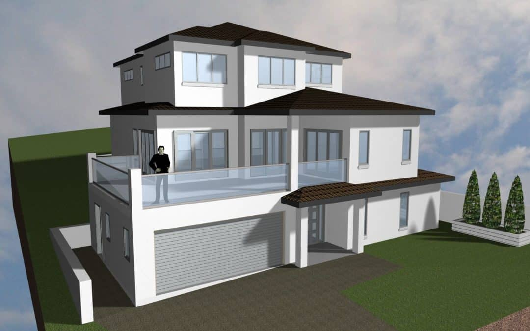 My First House Design