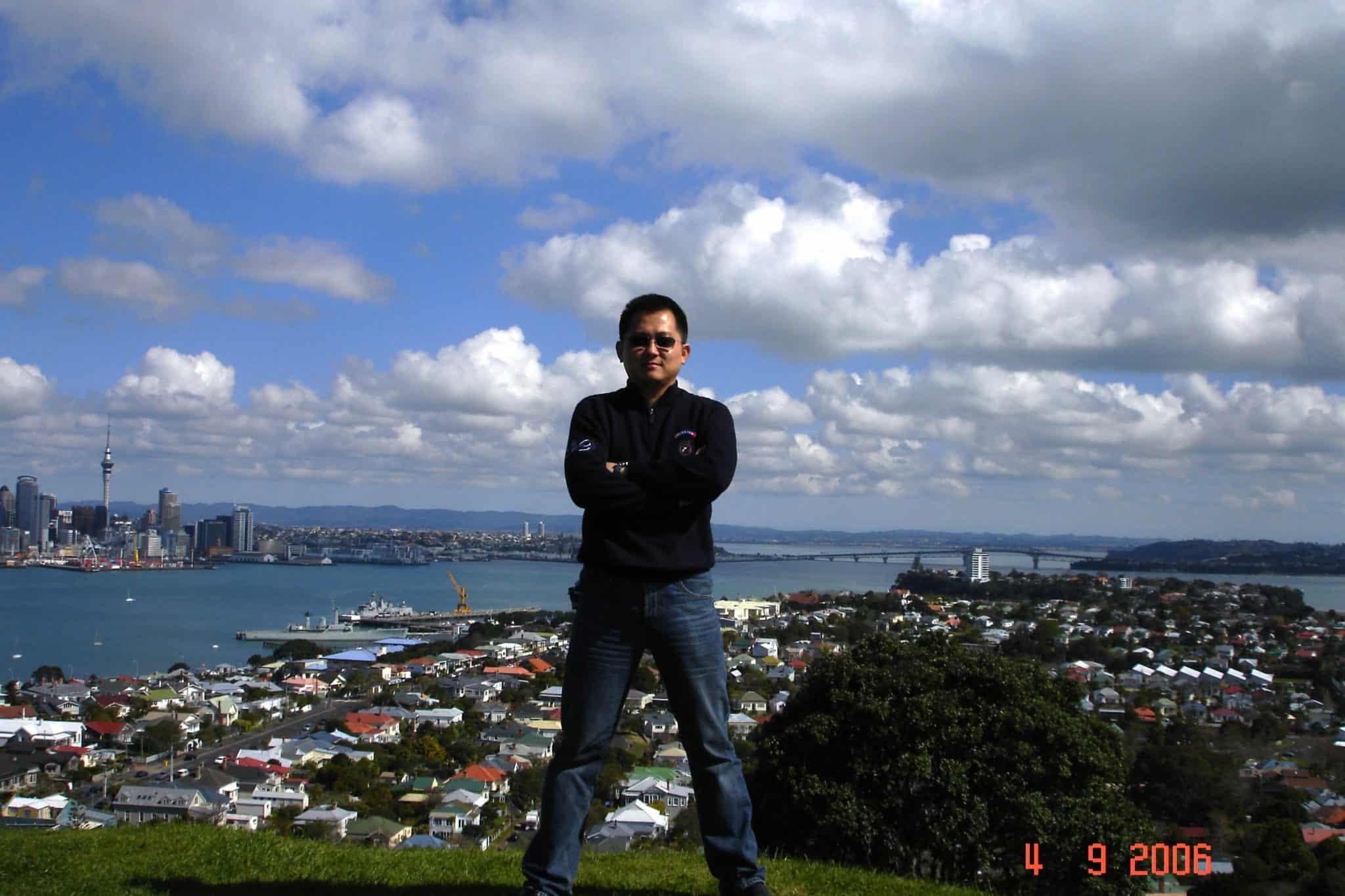 @ North Shore Auckland