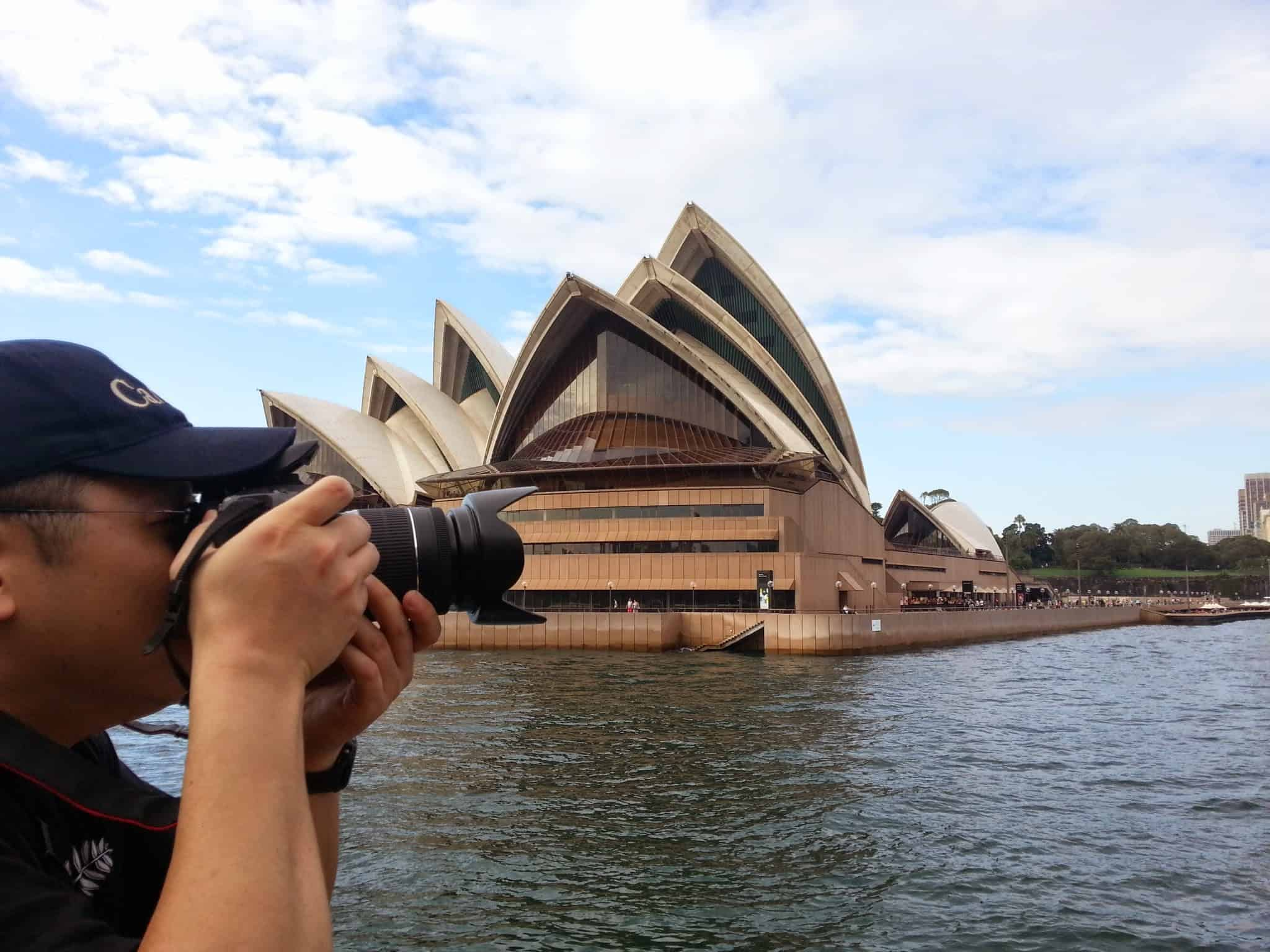@ Sydney Opera