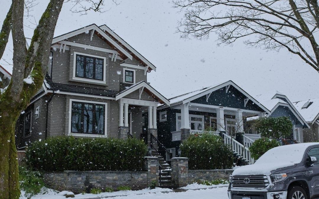 2021年1月温哥华房地产市场报告